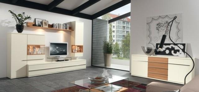 appartement design moderne salon aménagement