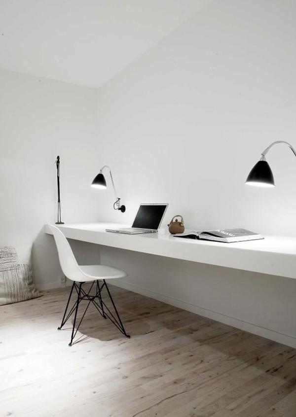 appartement minimaliste bureau norm architects