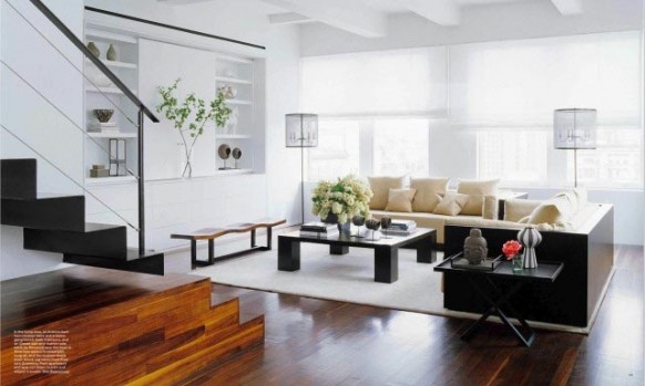 décoration de salon moderne idées