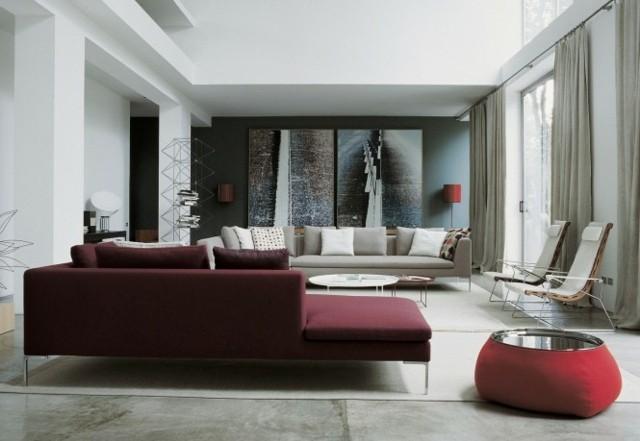 idées déco salon lux meubles