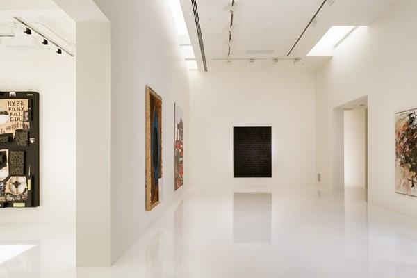 hall maison minimaliste artwork poteet