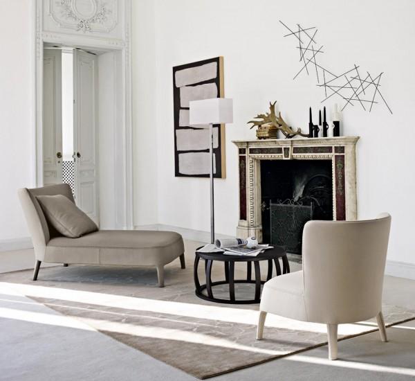 mobilier design ivoire creme gris