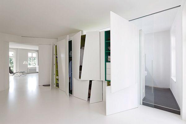 rangements appartement minimaliste jung