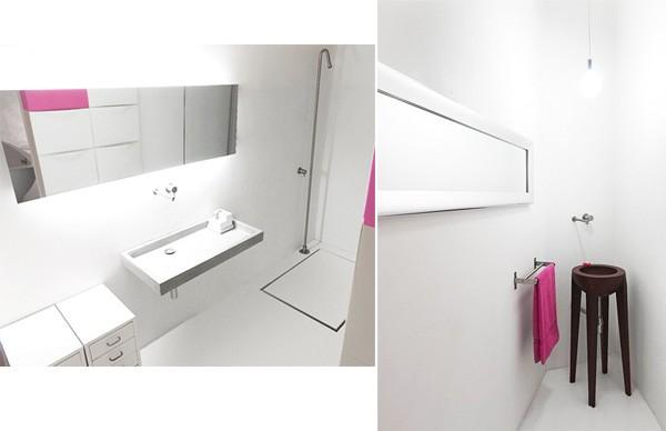 salle de bain minimaliste romolo stanco
