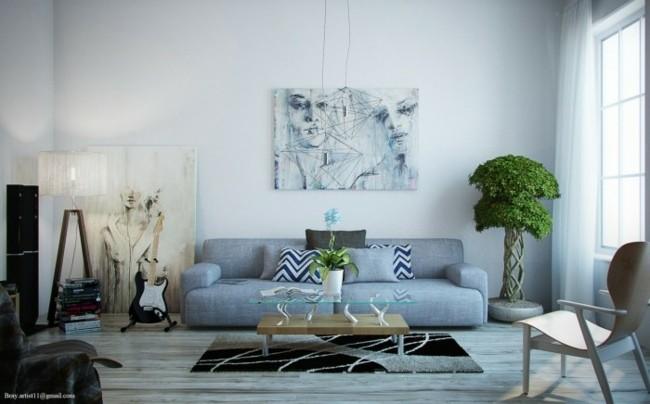 salon mobilier décoration artistique moderne