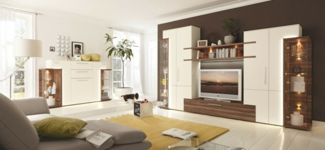 salon moderne design élégant musterring