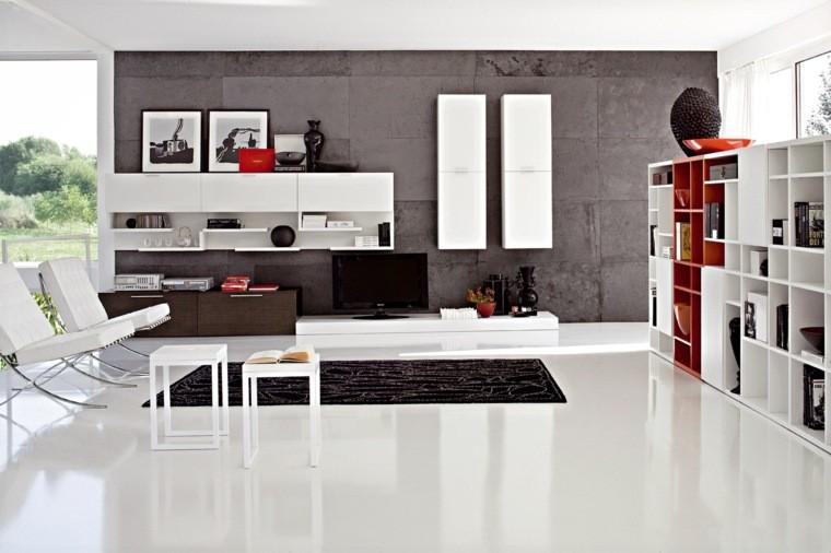 salon moderne meubles interieur design