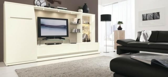 salon moderne musterring couleurs neutres