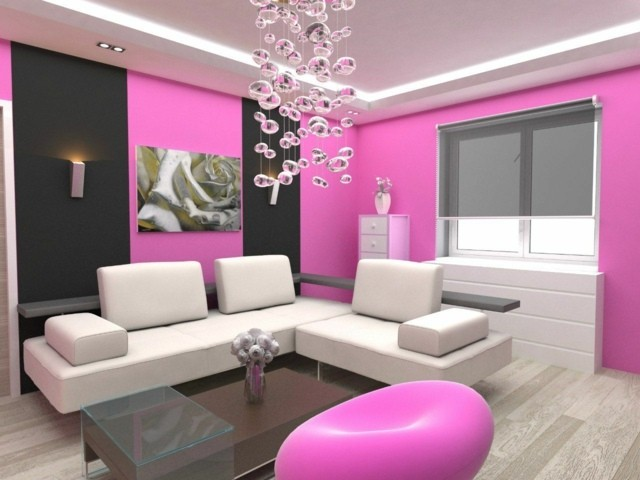 salon rose design