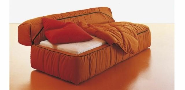 canapé design moderne Cini Boeri Arflex