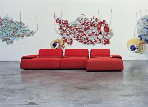 20 modèles de canapé moderne pour votre salon - Decoration Salon !