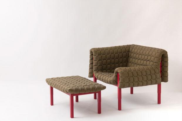 fauteuil confortable design