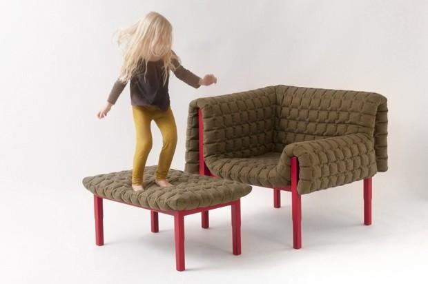 fauteuil confortable moderne