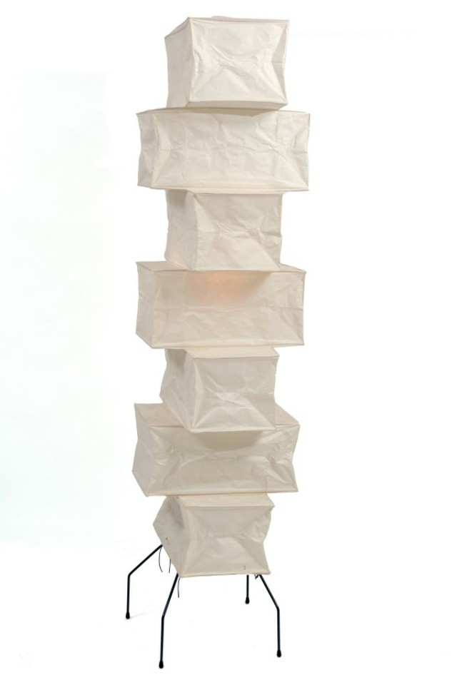 lampadaire design Noguchi Akari
