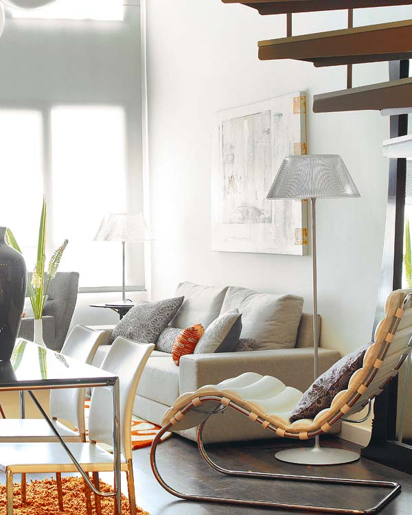 loft design déco moderne