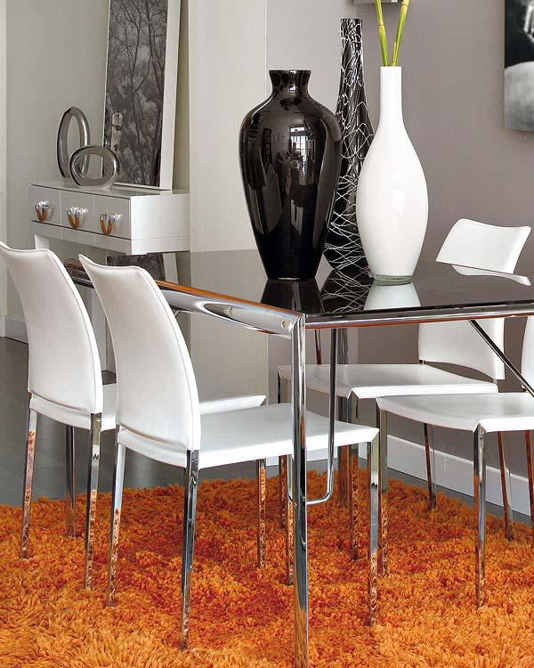 loft design déco table