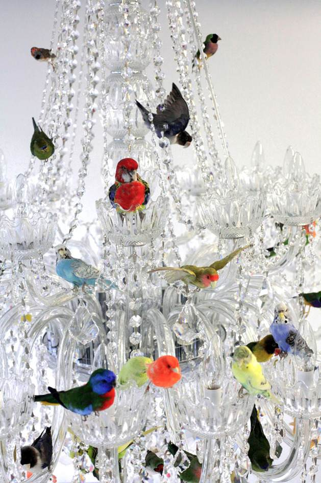 lustre design art contemporain