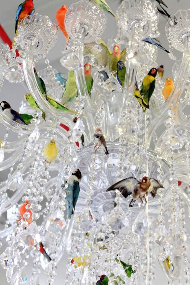 lustre design verre