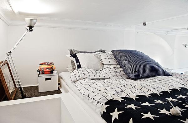 mezzanine lit petit espace