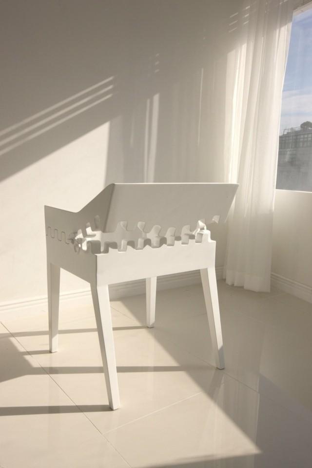 mobilier moderne original chaise