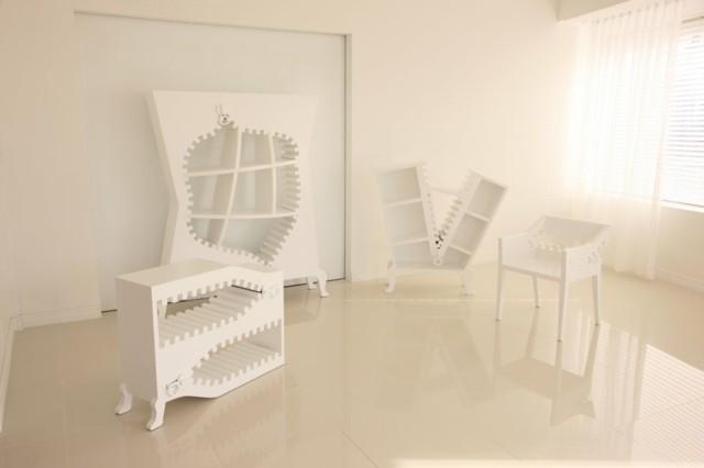 mobilier moderne original