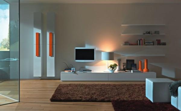 mobilier salon moderne meuble TV