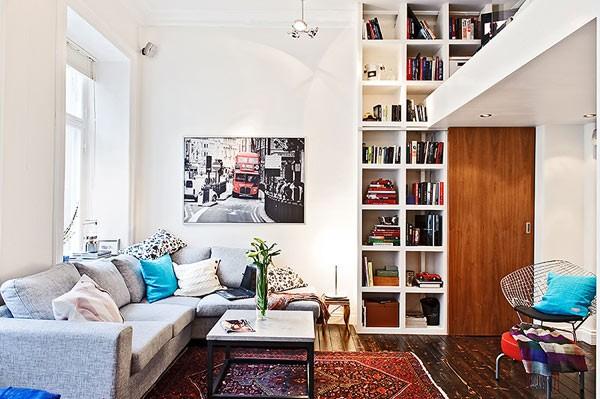 petit appartement suedois