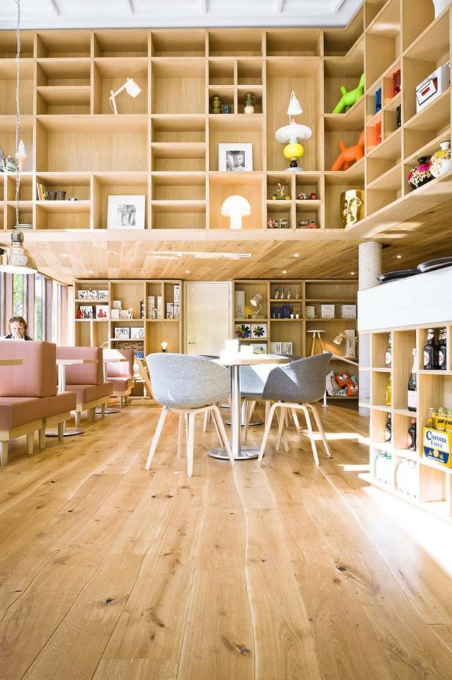 plancher bois intériuer bois