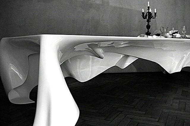 table de salon créateur