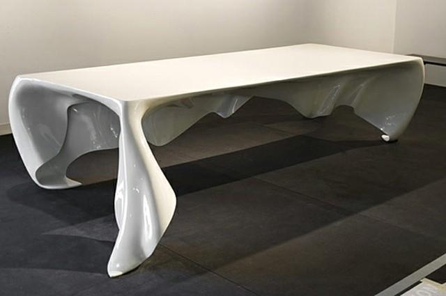 table de salon fantome