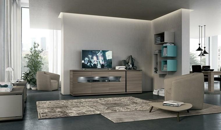 armoire de rangement pour un s jour moderne decoration. Black Bedroom Furniture Sets. Home Design Ideas