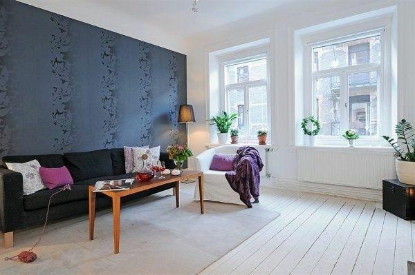 décoration moderne intérieur scandinave