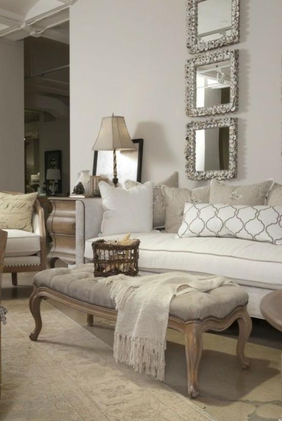 décoration séjour luxueuse