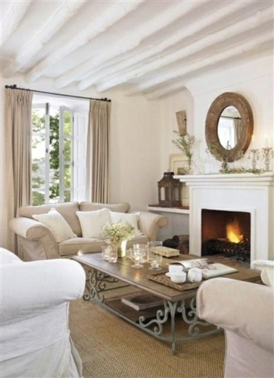 décoration séjour style scandinave