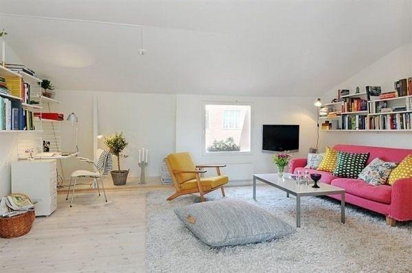 décoration salon design moderne