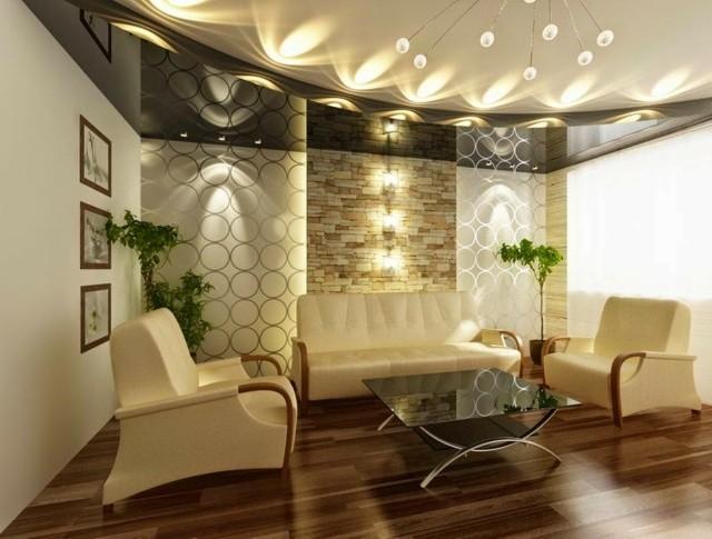deco salon elegant moderne