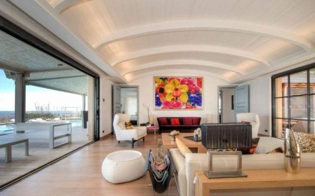 deco salon veranda moderne