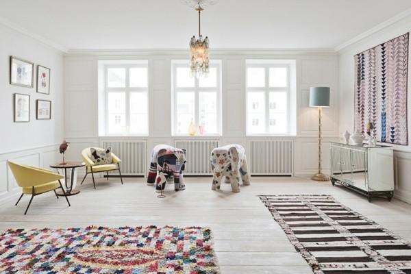 design nordique deco salon