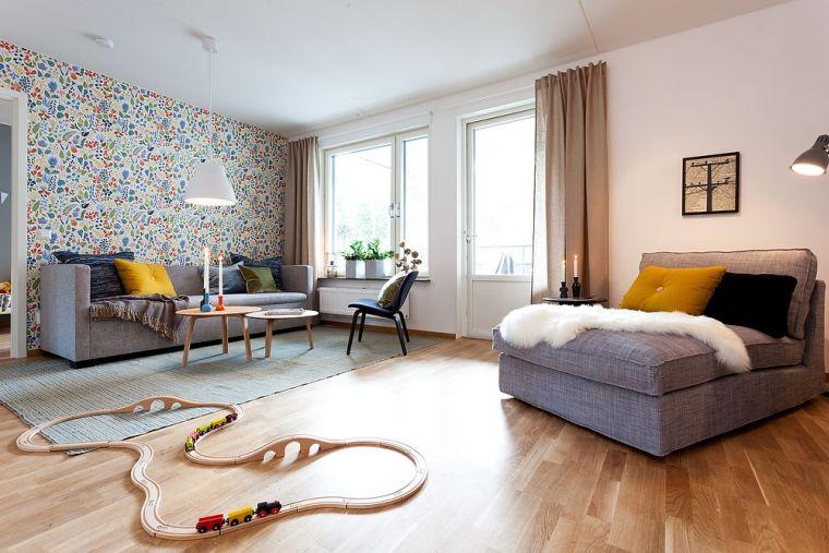 design scandinave salon-nordique-moderne