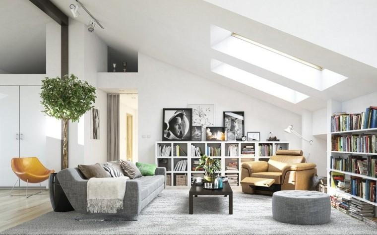 Design scandinave : 49 salons avec décoration scandinave ...