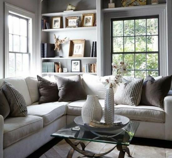 salle séjour décoration moderne