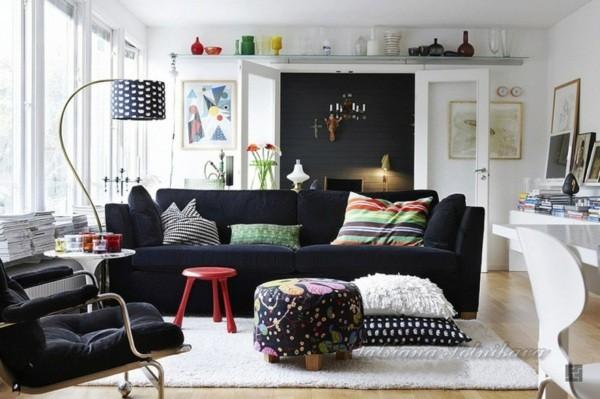 salle sejour design nordique