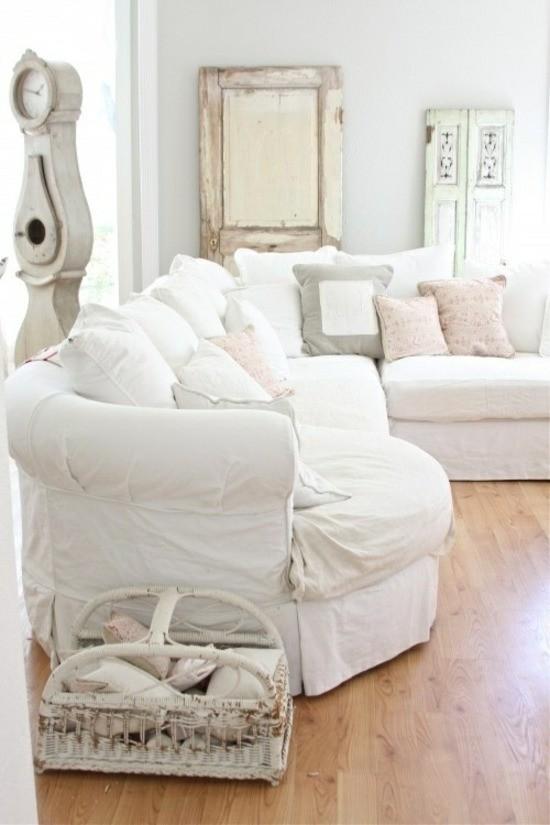 salon deco grand canapé