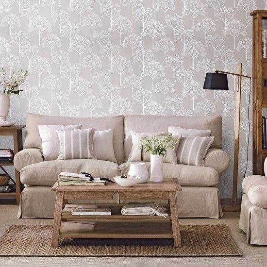 salon meubles bois déco