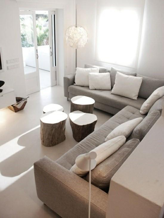 salon minimaliste deco originale