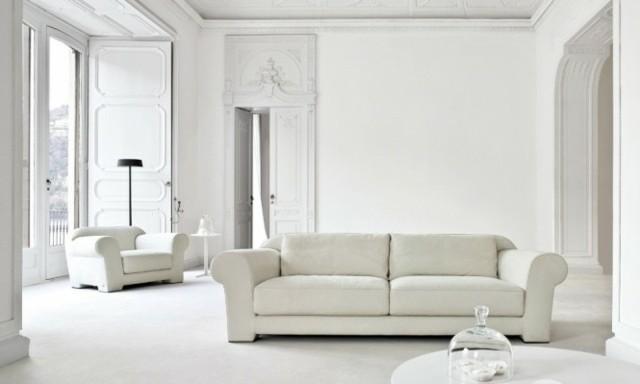 Optez pour un salon chic et élégant par Busnelli - Decoration Salon !