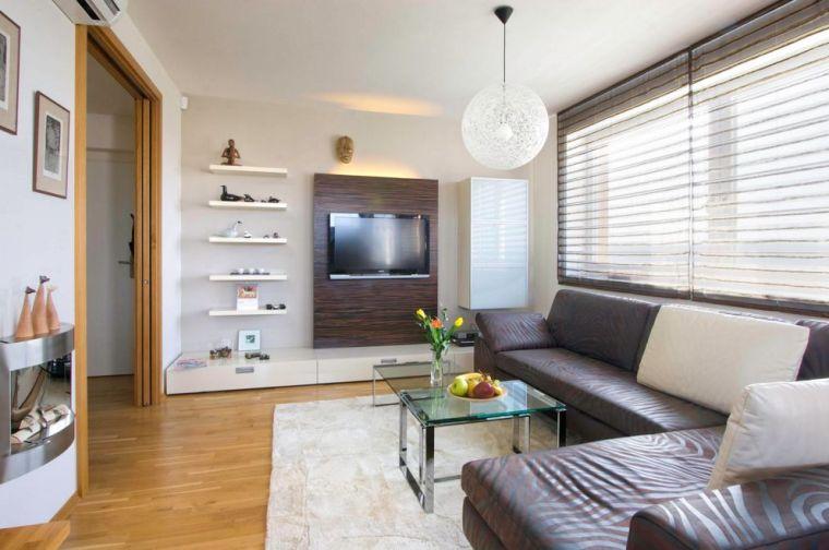 meubles télé moderne ecran plat