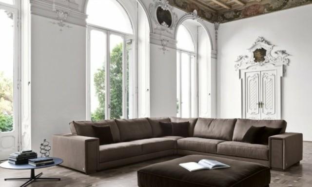 salon deco elegante meubles modernes