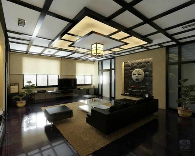 deco japonaise moderne perfect chambre japonaise moderne