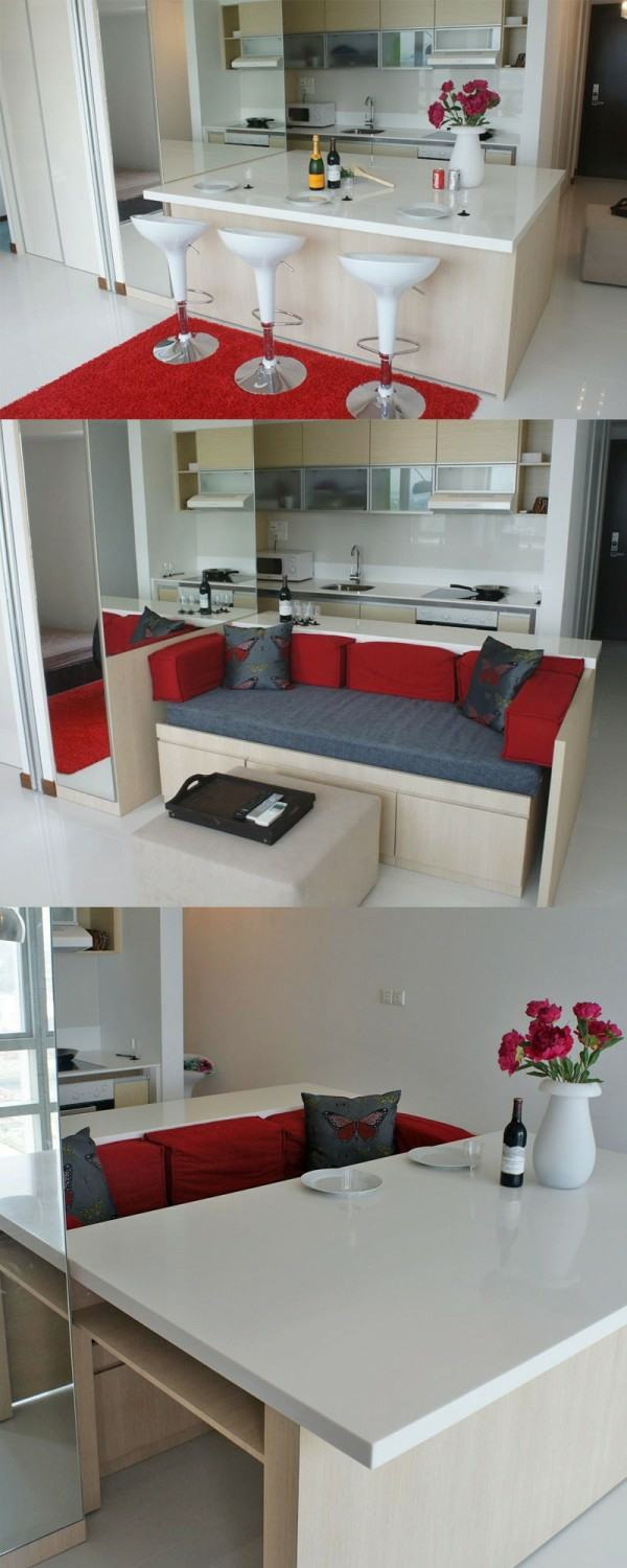 table manger design multifonctionnelle Our Home Look